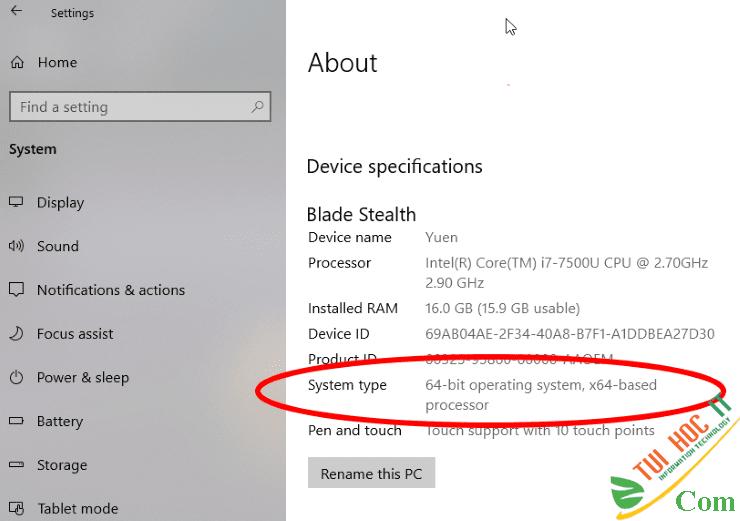 Hệ điều hành 32 bit và 64 bit: Sự khác biệt là gì? 3