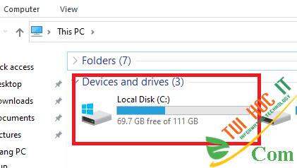 Hướng dẫn cách cài lại Windows 10 từ ổ cứng chi tiết 3