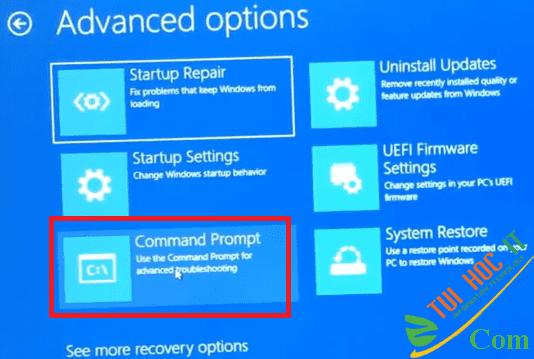 Hướng dẫn cách cài lại Windows 10 từ ổ cứng chi tiết 5
