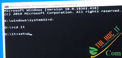 Hướng Dẫn Cài Windows 10, 7, 8 Từ Ổ Cứng Không Cần USB, CD 37