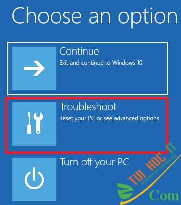 Cách tắt xác minh chữ ký điện tử driver trên Windows 10 11