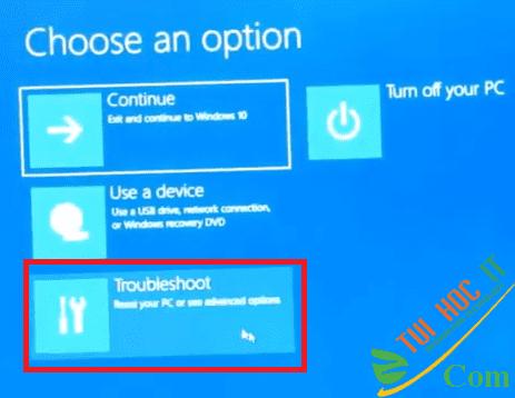 Hướng dẫn cách cài lại Windows 10 từ ổ cứng chi tiết 4