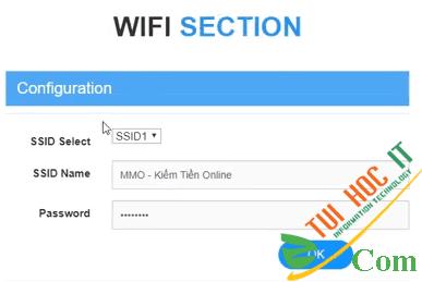 Cách đổi mật khẩu wifi nhà mạng Viettel mới nhất 7