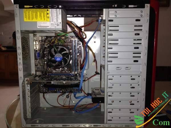 Hướng dẫn lắp ráp PC đơn giản và chi tiết 98