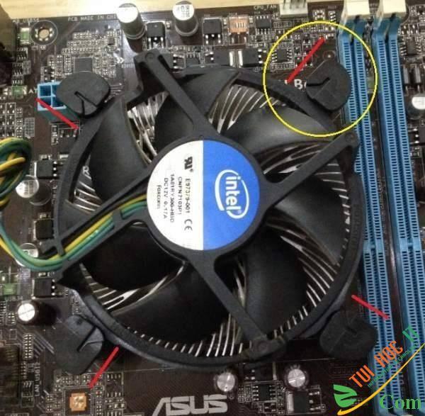 Hướng dẫn lắp ráp PC đơn giản và chi tiết 60