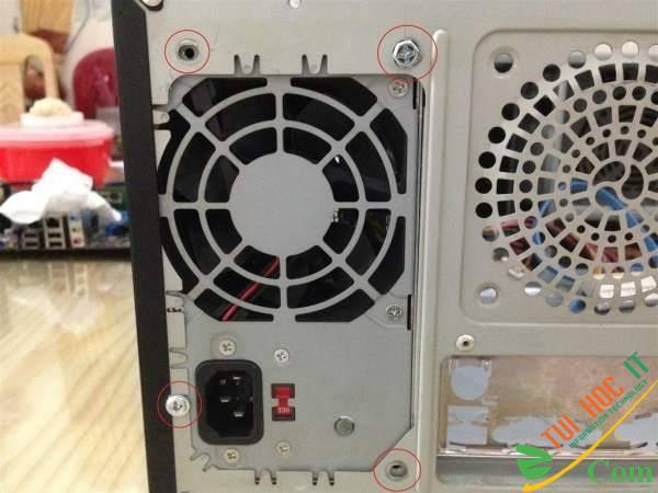 Hướng dẫn lắp ráp PC đơn giản và chi tiết 72