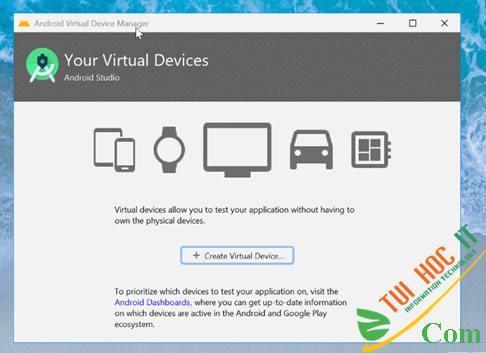 Cách cài đặt và trải nghiệm Android 11 trực tiếp ngay trên Windows 10 9
