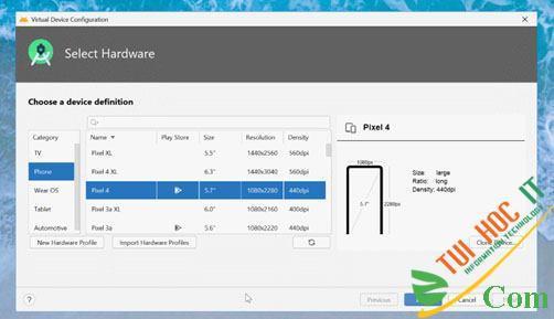 Cách cài đặt và trải nghiệm Android 11 trực tiếp ngay trên Windows 10 10