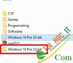 Hướng Dẫn Cài Windows 10, 7, 8 Từ Ổ Cứng Không Cần USB, CD 22
