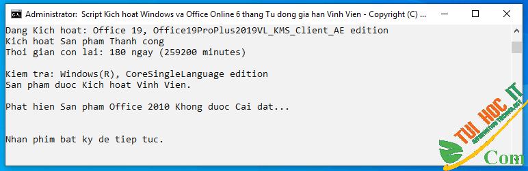 Cách Active Windows 10 kích hoạt bản quyền số vĩnh viễn 38
