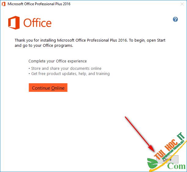 Download Tải Office 2016 Full – Hướng dẫn cài đặt chi tiết 15