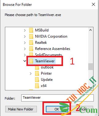 Cách Reset ID TeamViewer 15 không hết hạn dùng vĩnh viễn 12