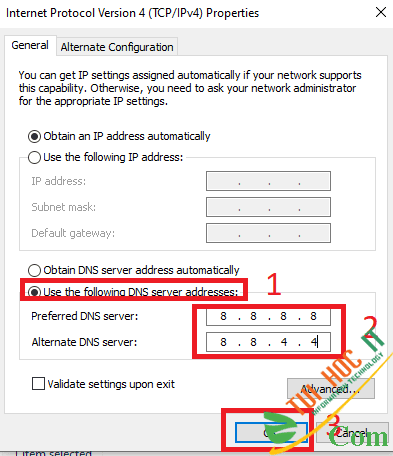 Khắc phục lỗi Wifi báo No Internet, Secured trên Windows 10 2004 13