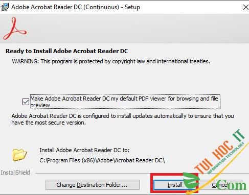 Download Adobe Acrobat Reader DC 2020 full mới nhất vĩnh viễn 6