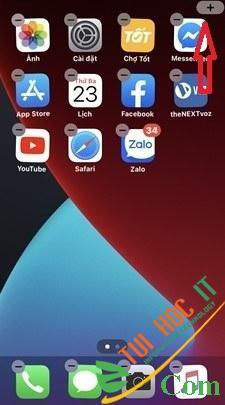 Cách thêm và xóa Widget ở màn hình chính IOS 14 5