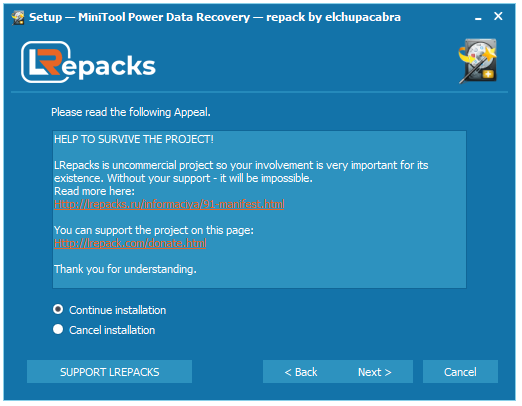 Download MiniTool Power Data Recovery 10.0 Full Miễn Phí 15