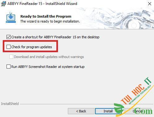 Download ABBYY FineReader PDF 15.0 Full repack bản quyền vĩnh viễn 5