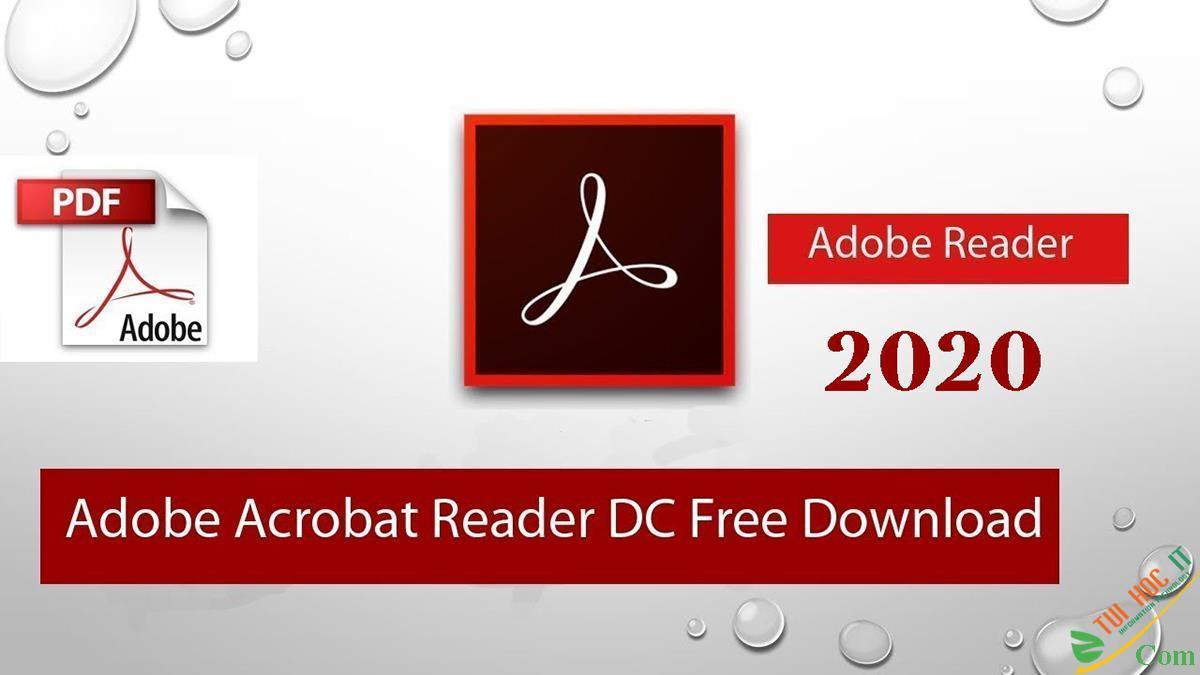 Download Adobe Acrobat Reader DC 2020 full mới nhất vĩnh viễn 4