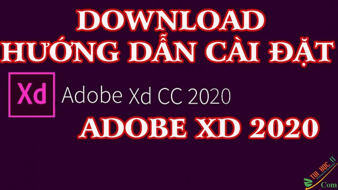Download Adobe XD 31.2.12.4 Mới Nhất 2020 Full cờ rách 1