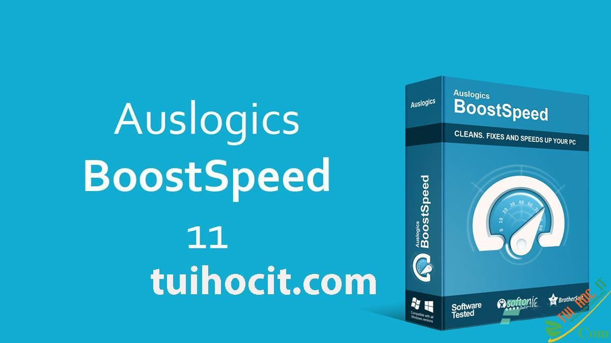 Download Auslogics BoostSpeed 11.5.0.1 Full key miễn phí 2