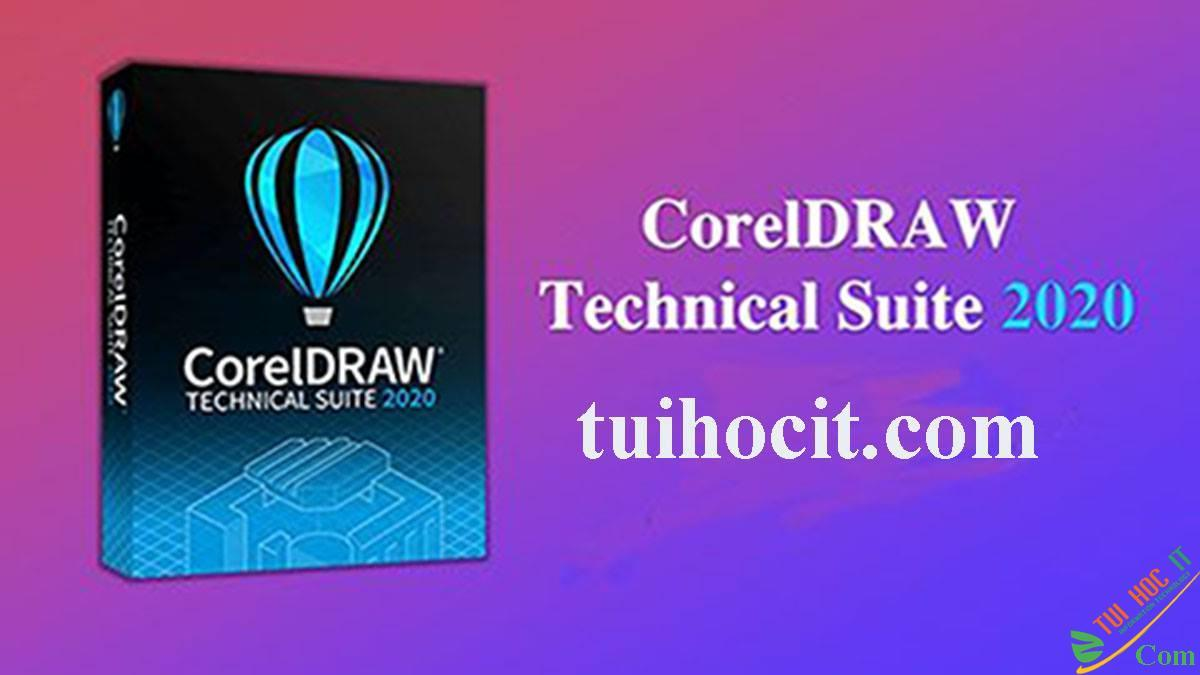 【Tải Nhanh】Download CorelDRAW Technical Suite 2020 3