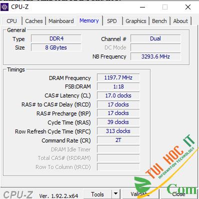 Cách nâng cấp RAM máy tính cho người mù công nghệ 7