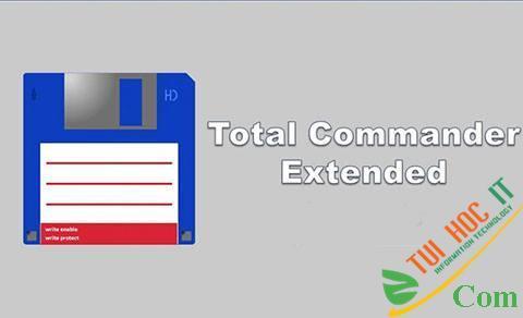 Total Commander 10.0 Extended 21.7 Full 2021 Mới Nhất 2