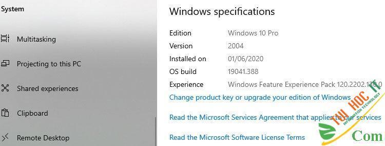 Không nâng cấp lên Windows 10 sẽ xảy ra điều gì 7