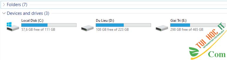 Cách ẩn phân vùng ổ cứng Windows bằng CMD đơn giản 10