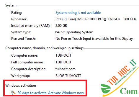 Cách Active Windows 7 kích hoạt bản quyền bằng CMD vĩnh viễn 11