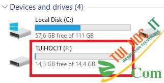 Cách ẩn phân vùng ổ cứng Windows bằng CMD đơn giản 12