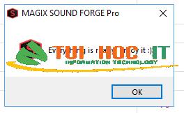 Download MAGIX SOUND FORGE Pro 15 Full Vĩnh Viễn 2021 20