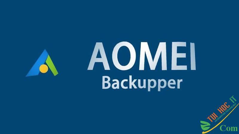AOMEI Backupper 5.9.0 Technician Plus Full miễn phí 4