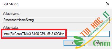 Hướng dẫn cách fake cấu hình CPU máy tính để khoe 8