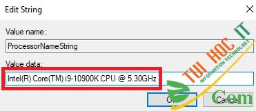 Hướng dẫn cách fake cấu hình CPU máy tính để khoe 9
