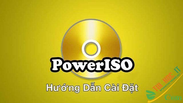 Download PowerISO 8.0.1 2021 Full Miễn Phí Vĩnh Viễn 100% 4