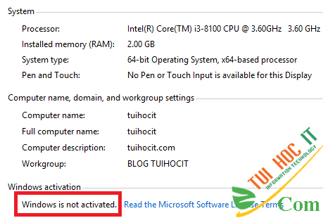 Cách Active Windows 8/8.1 Kích Hoạt Bản Quyền bằng CMD Vĩnh Viễn 2