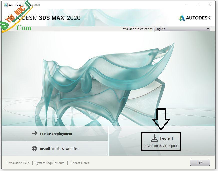 Tải 3DS Max 2020 Full Vĩnh Viễn 100%- Hướng Dẫn Cài Đặt Chi Tiết 29