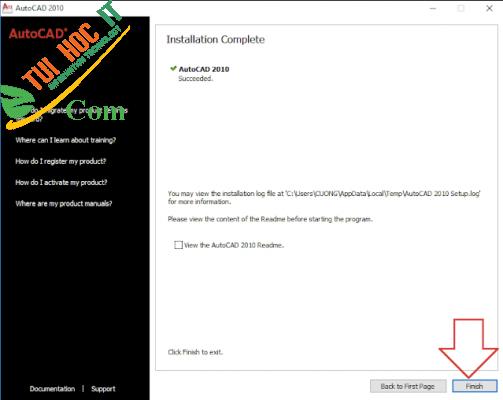 Tải Autocad 2010 Full Vĩnh Viễn 100% 32/64 Bit-Google Drive 40