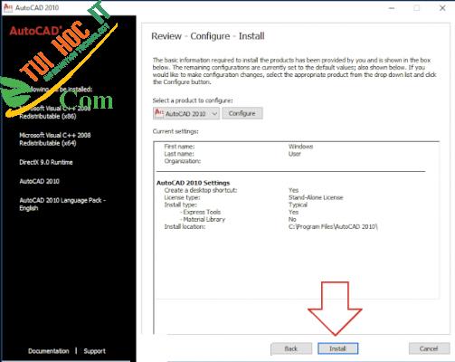 Tải Autocad 2010 Full Vĩnh Viễn 100% 32/64 Bit-Google Drive 38