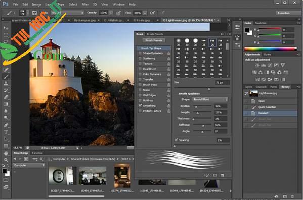 Tải Photoshop Cs6 Portable 32/64 Bit- Bản Không Cài Đặt 8