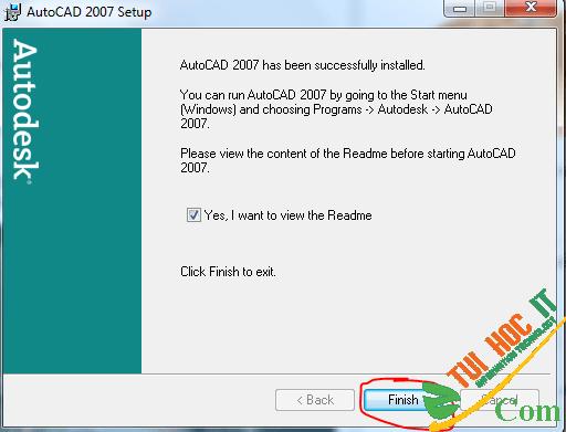Tải AutoCAD 2007 Full 32 bit 64 bit Google Drive (Test 100%) 11