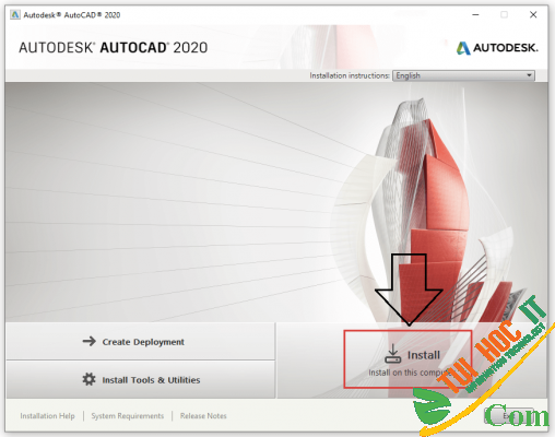 Download AutoCAD 2020 Full Vĩnh Viễn Google Drive 100% 24