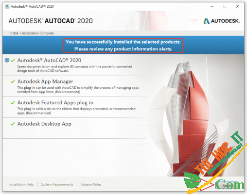 Download AutoCAD 2020 Full Vĩnh Viễn Google Drive 100% 28