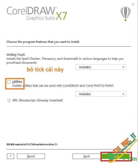 Tải Corel Draw X7 Full Key Vĩnh Viễn - Hướng Dẫn Cài 100% 14