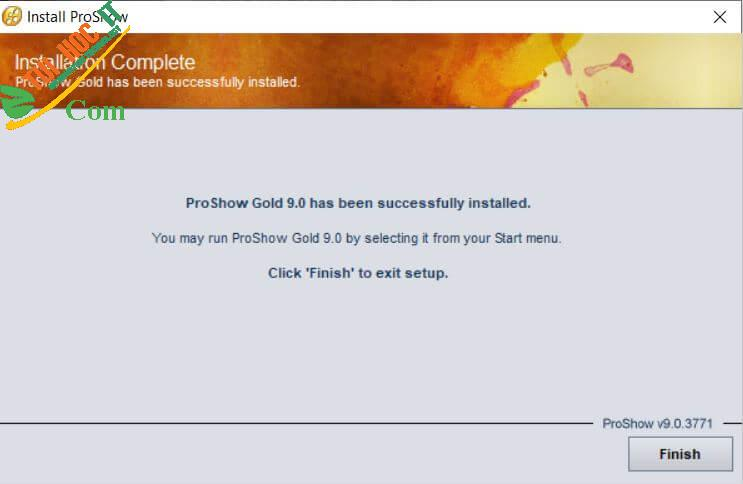 Download ProShow Gold 9.0.3771 Full Crack 2021 20