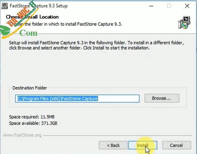 Tải Và Cài Đặt FastStone Capture 9.3 Key Vĩnh Viễn 100% 6