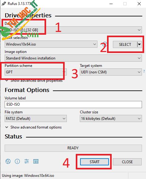 10+ Cách Cài Win 10 Bằng USB từ file ISO Nhanh Nhất 2021 25