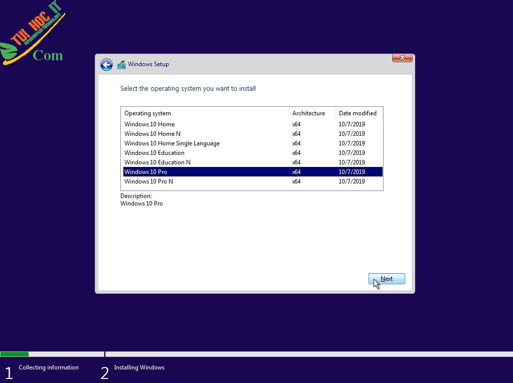 10+ Cách Cài Win 10 Bằng USB từ file ISO Nhanh Nhất 2021 32