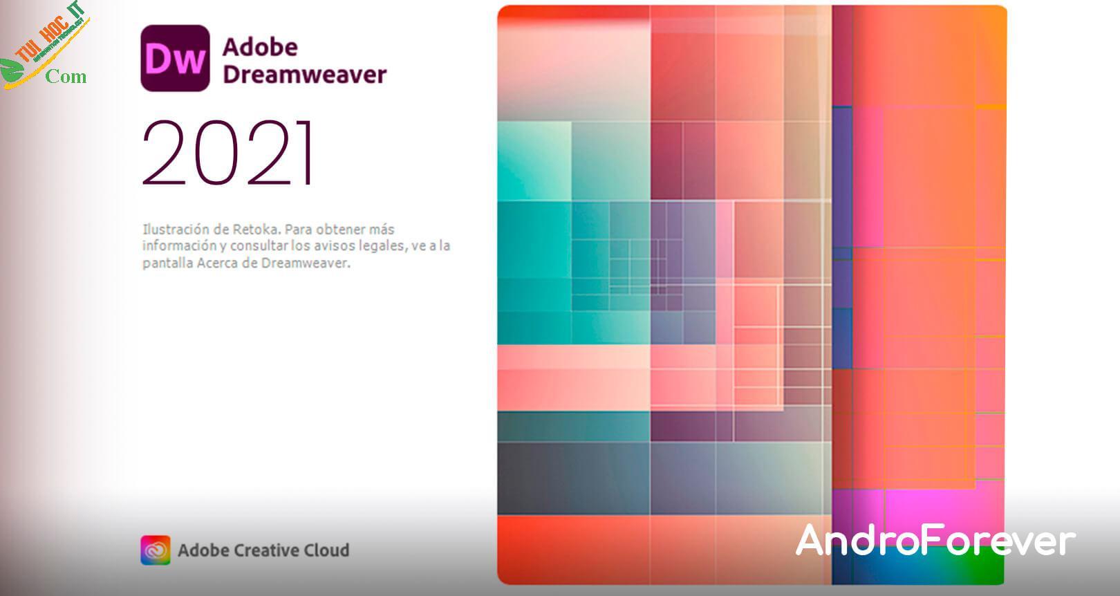Download Adobe Dreamweaver CC 2021-repack vĩnh viễn 100% 2